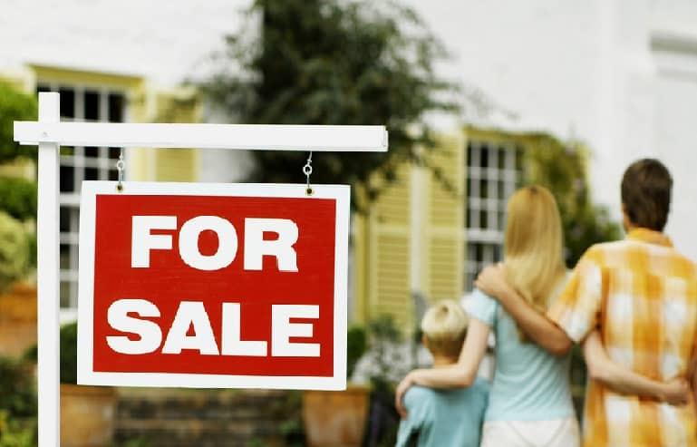 Comparable sale search criteria
